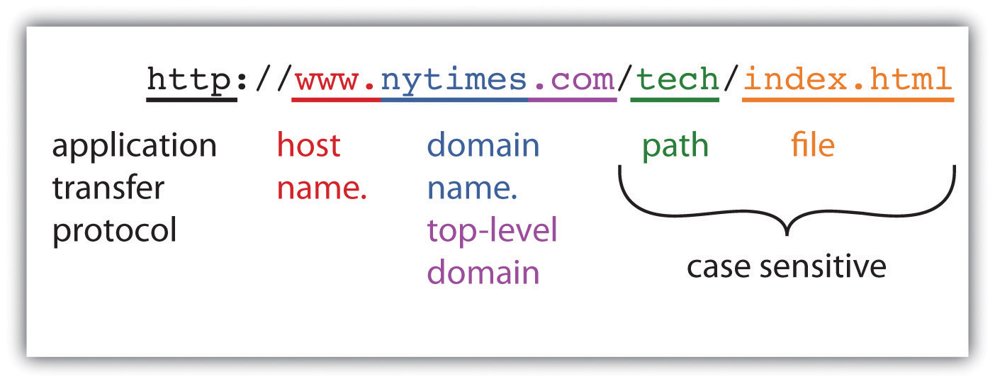 what is a blog domain